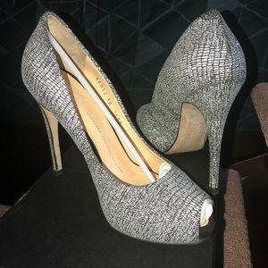 Giuseppe Zanotti textured shoes